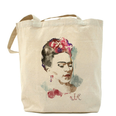 Сумка Фрида Кало - художница