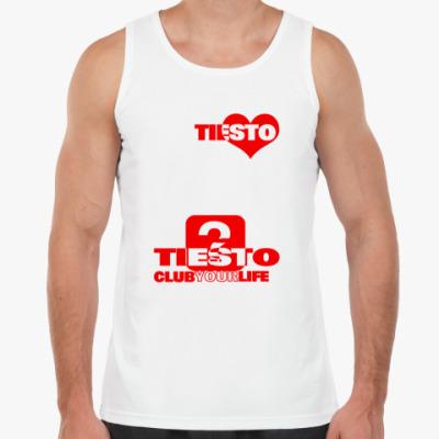 Майка Tiesto club