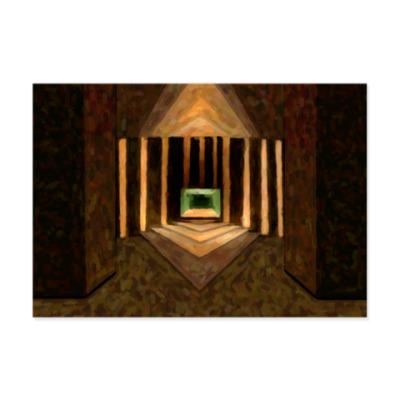 Виниловые наклейки Doom II: Entryway