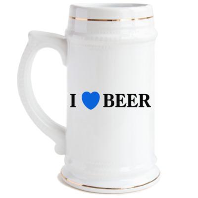 Пивная кружка Beer