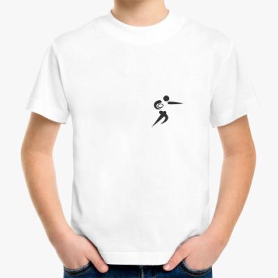 Детская футболка Регби