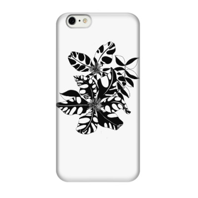 Чехол для iPhone 6/6s Клематис