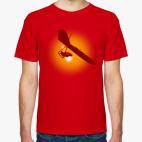 Классическая футболка Дельтаплан