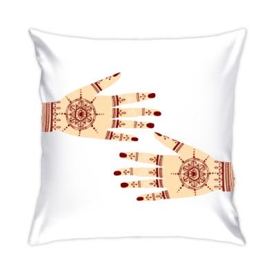 Подушка Мехенди