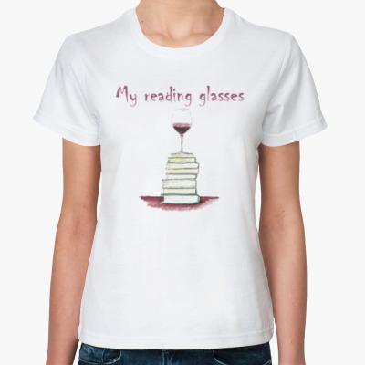 Классическая футболка Reading