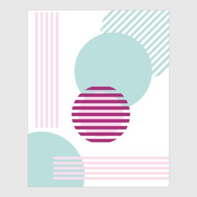 Постер ГеометрияOne