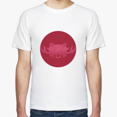 Футболка Animal Zen: C is for Crab