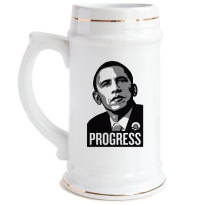 Пивная кружка  PROGRESS