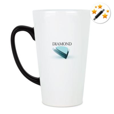 Кружка-хамелеон Diamond Soul