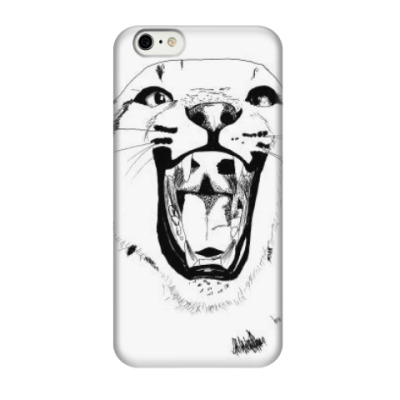 Чехол для iPhone 6/6s Snow Bars