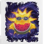 Солнечный арбуз