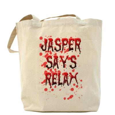 Сумка Jasper says relax