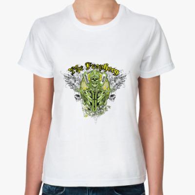 Классическая футболка Memento mori