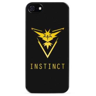 Чехол для iPhone Pokemon GO Instinct