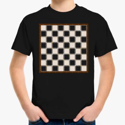 Детская футболка Chess