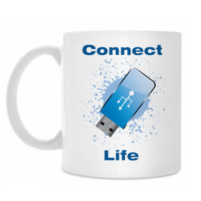 Кружка Connect