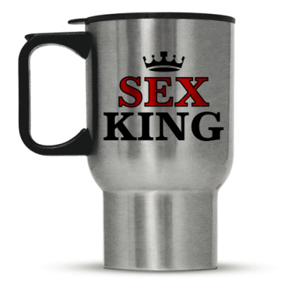 Кружка-термос Sex king
