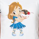 Девочка с мороженкой