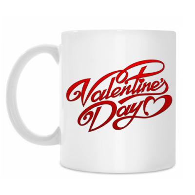Кружка День св. Валентина