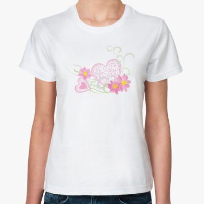 Классическая футболка 'Весна'