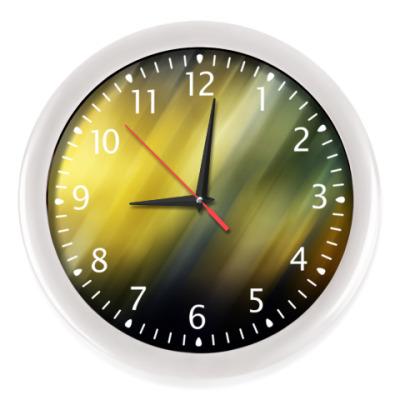 Настенные часы Текстура