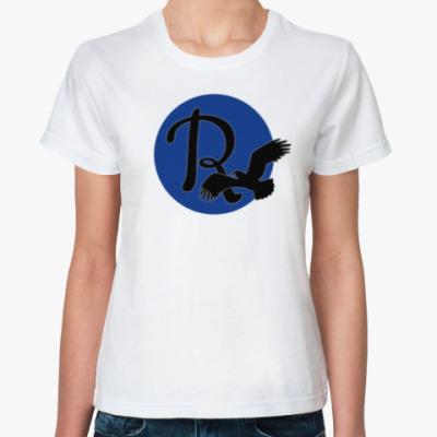 Классическая футболка Орел Ровены