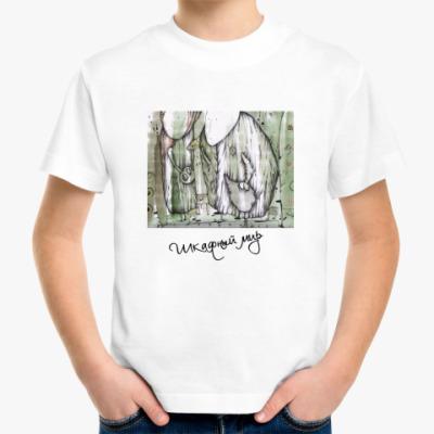 Детская футболка 'Чаепитие'