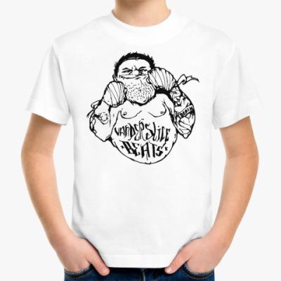 Детская футболка Уличный боец