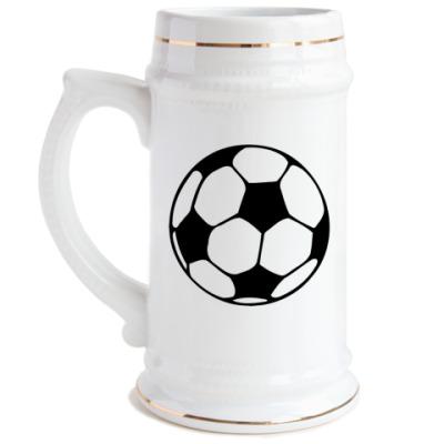 Пивная кружка Футбол