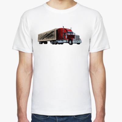 Футболка Truck