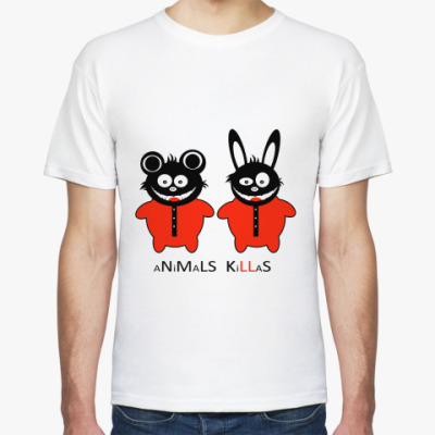 Футболка Animals Killas