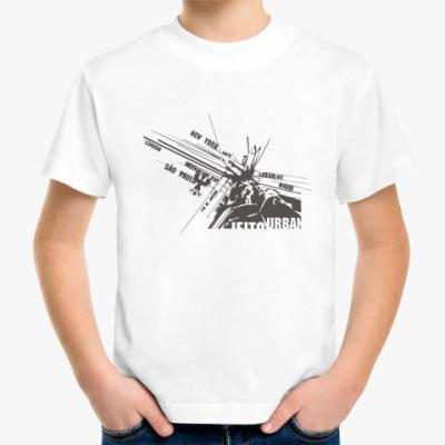 Детская футболка праздник