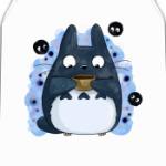 Totoro's coffee time