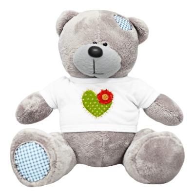 Плюшевый мишка Тедди Сердца