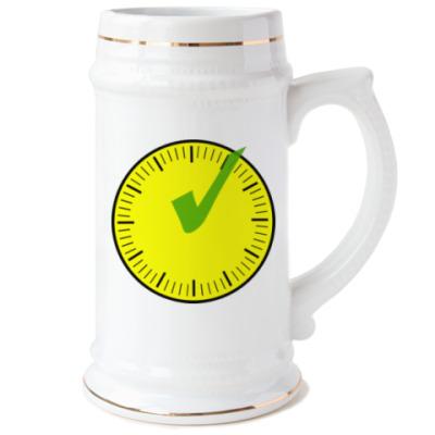 Пивная кружка «Баланс»