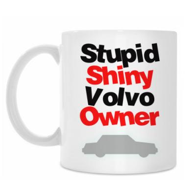 Кружка Volvo owner