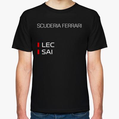 Футболка Scuderia Ferrari