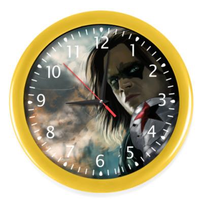 Настенные часы The Winter Soldier