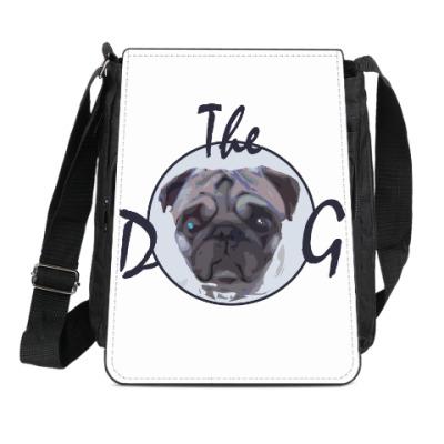Сумка-планшет The Dog