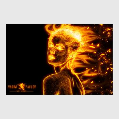 Постер Душа огня