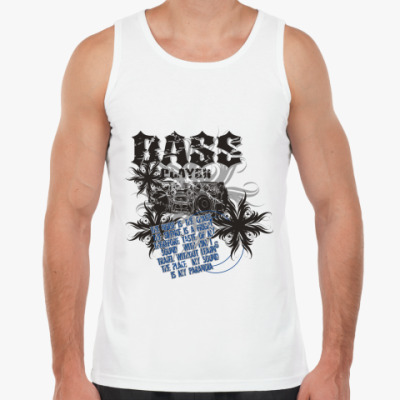 Майка Bass Player