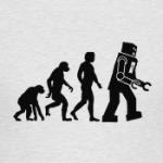 Big bang theory: Robot evolution.