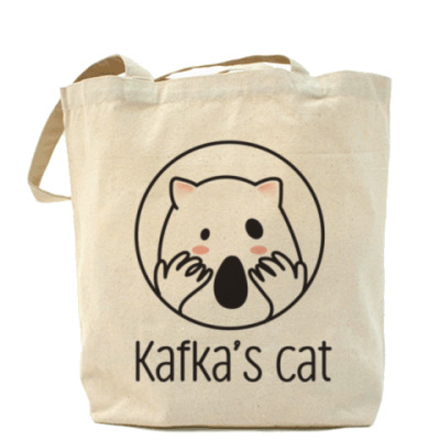 Сумка Kafka's cat