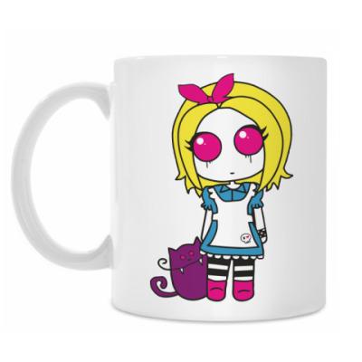 Кружка Алиса
