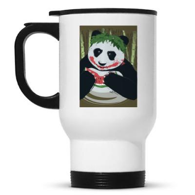 Кружка-термос Панда Joker