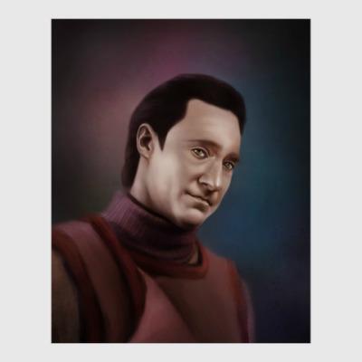 Постер Star Trek: Лор