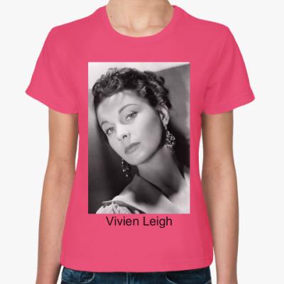 Женская футболка Вивьен Ли