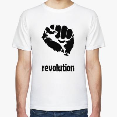 Футболка Революция моды