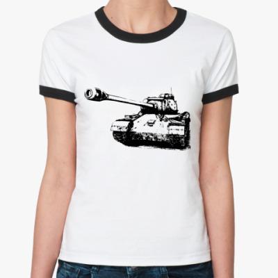 Женская футболка Ringer-T Tank
