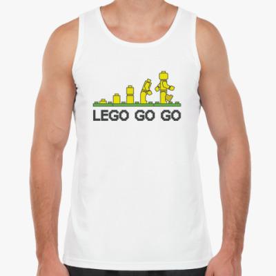 Майка Lego go